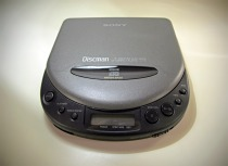 Sony Discman D-111