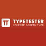http://www.typetester.org/